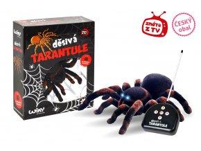 WIKY Děsivá tarantule RC 22 cm