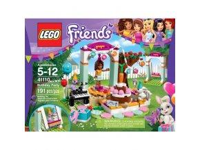 LEGO Friends 41110 - Narozeninová oslava