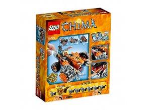 LEGO Juniors Mia 10728 - veterinární klinika