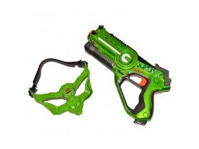 Wiky laser game TERRITORY single pack - Zelená