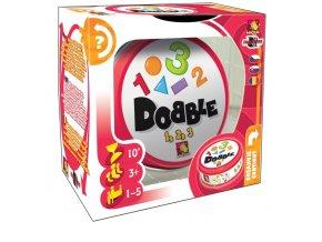 Společenská hra - Dobble 1-2-3