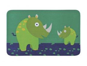 Lässig dětské prostírání Breakfast Boards - Wildlife rhino