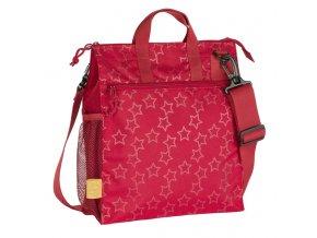 Casual Buggy Bag - Reflective Star flaming