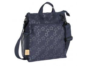 Casual Buggy Bag - Reflective Star navy