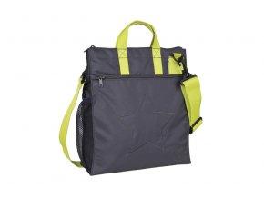 Casual Buggy Bag - Star ebony