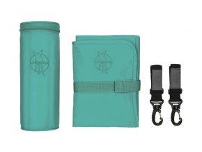 Glam Signature Bag Accessories - aqua
