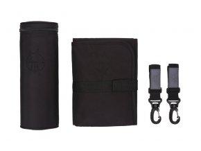 Glam Signature Bag Accessories – black