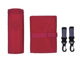 Glam Signature Bag Accessories – red