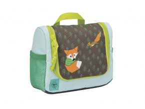 Lässig taštička na hygienu Mini Washbag - Little tree fox