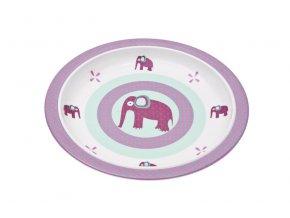 Lässig dětský talíř - Wildlife elephant