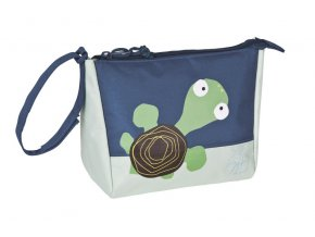 Lässig taštička na hygienu Wildlife Mini Washbag - turtle