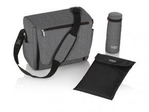 BRITAX Přebalovací taška, Grey Melange