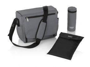 BRITAX Přebalovací taška, Steel Grey