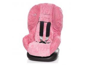 WALLABOO Potah na autosedačku 1+, pink