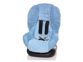 WALLABOO Potah na autosedačku 1+, blue