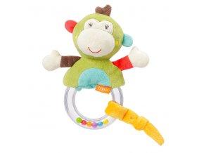 BABY FEHN chrastítko opice