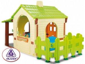 INJUSA Dětský domek Country Garden