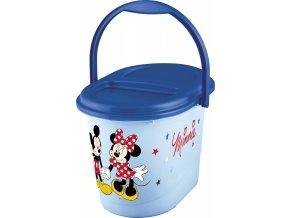 "PRIMA BABY Koš na pleny ""Mickey&Minnie"", modrá"