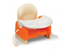WEINA židlička ke stolu, oranžová