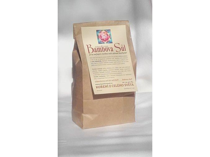 Bambova sůl 300g