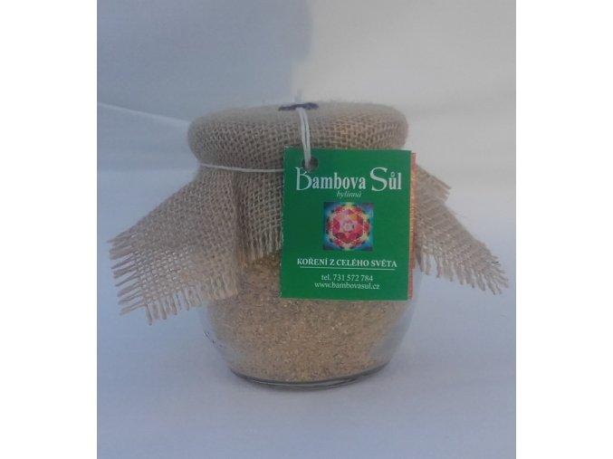 Bambova sůl - 300g - DÁRKOVÉ BALENÍ