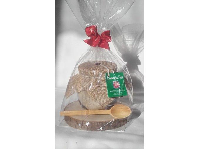 Bambova sůl - Vánoční dárek