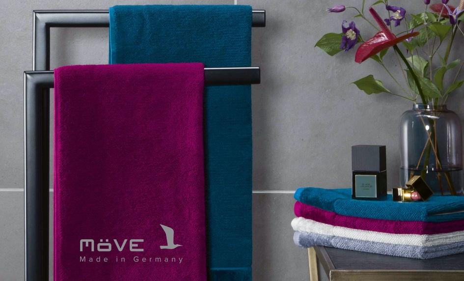 Möve - prémiové bambusové ručníky