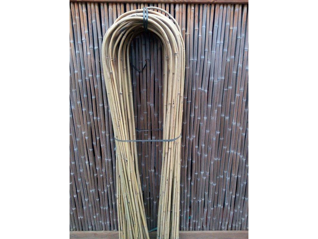 U Hoop Bambusová opora pro popínavé rostliny 150cm