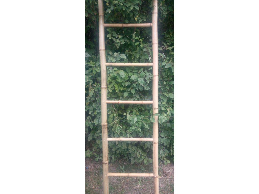 Bambusový žebřík 200cm