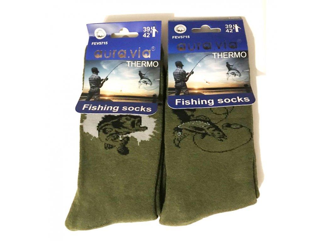 rybarske ponozky