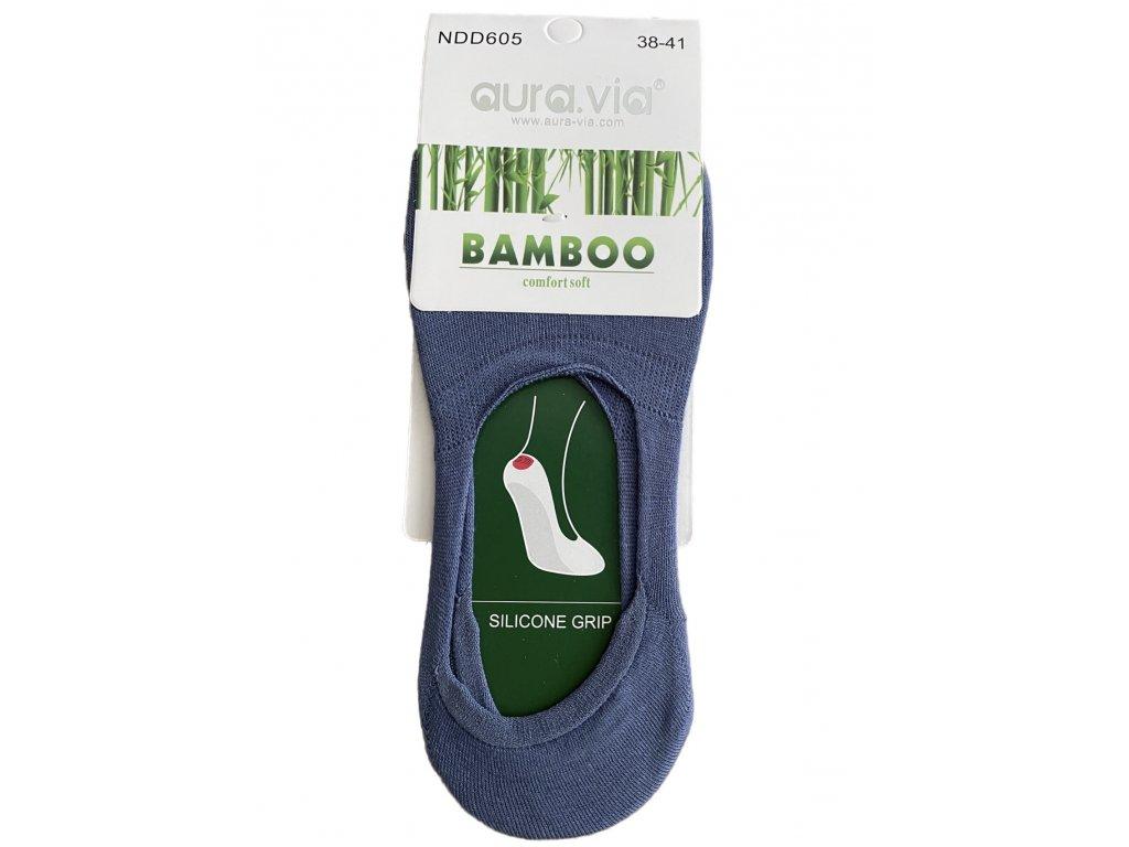 Dámské bambusové ťapky MIX barev 5ks