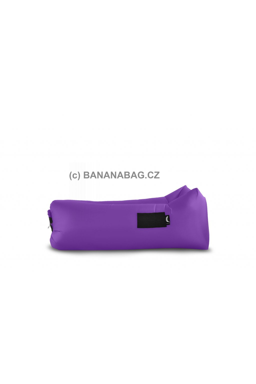 Lazy bag Bananabag fialový 02