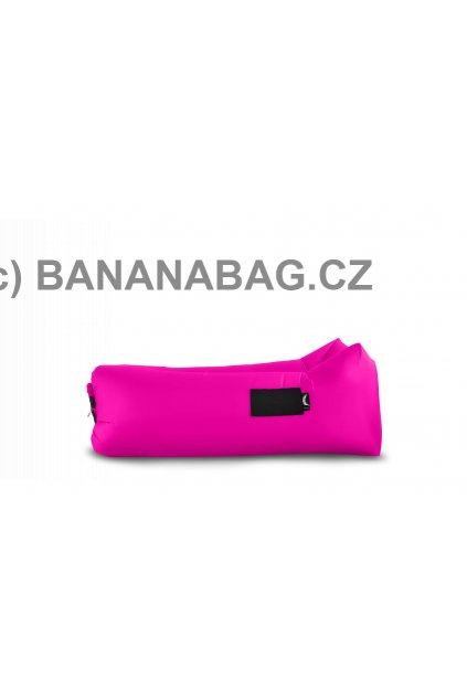 Lazy bag Bananabag růžová 02