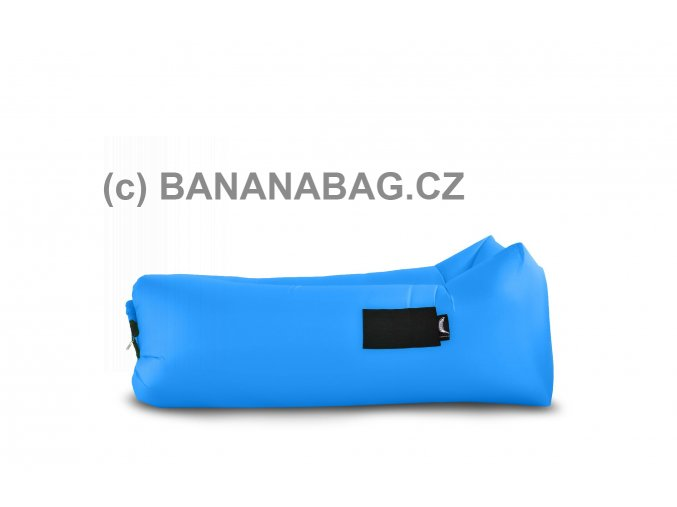 Lazy bag Bananabag modrý 02