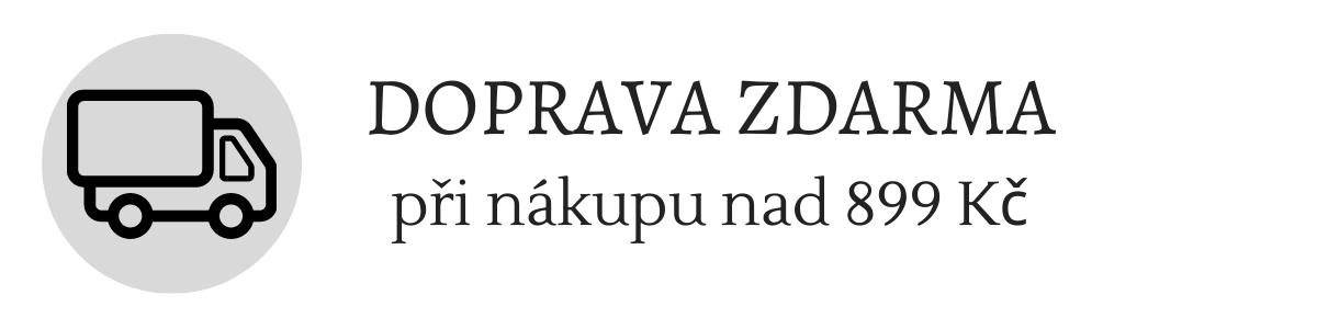 Odesíláme Českou poštou a Zásilkovnou