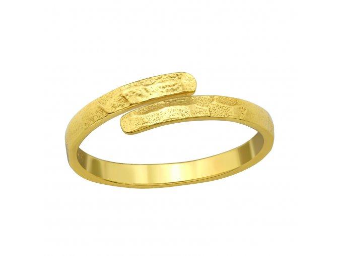 Prsten Oriental zlatá