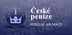 Znáte novou mobilní aplikaci od ČNB?
