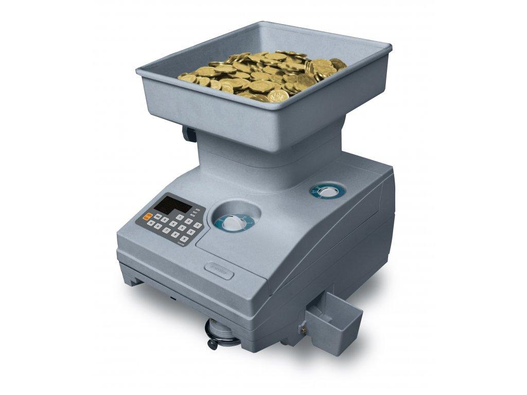 počítačka mincí Coin120