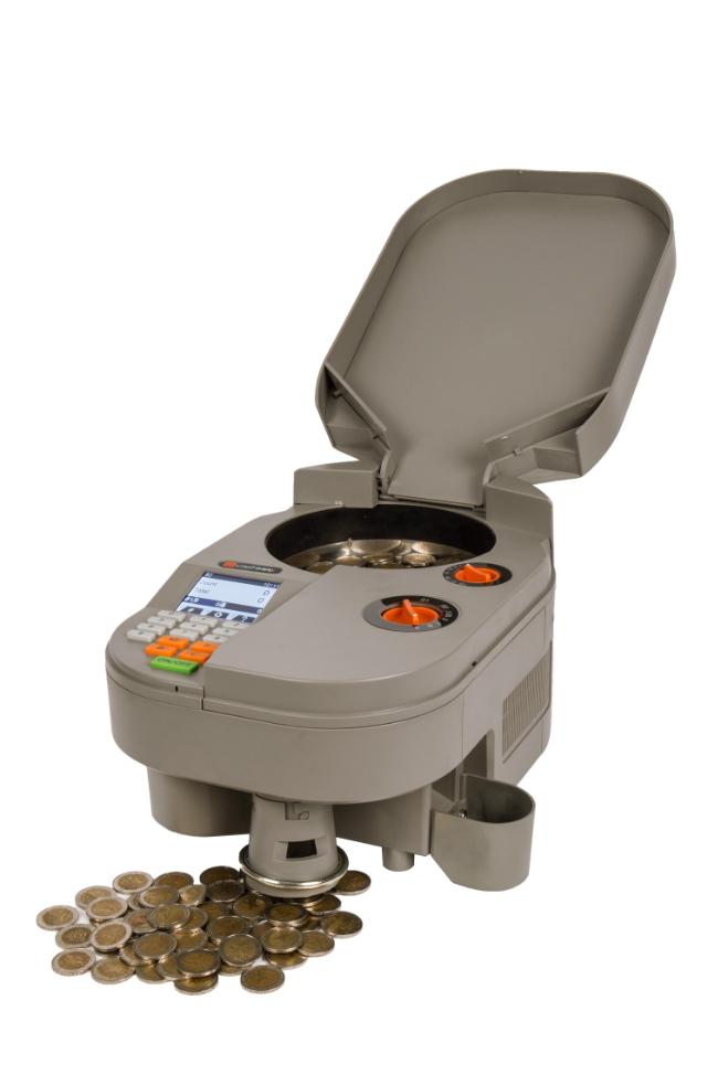 Počítačka mincí CashMax CMX 01