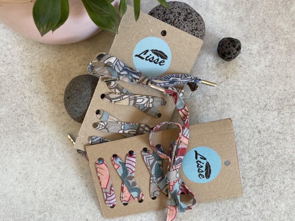 Tkaničky do bot - Be happy