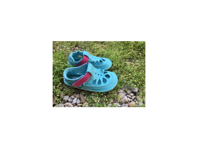 Baby Bare Shoes - Summer Perforation