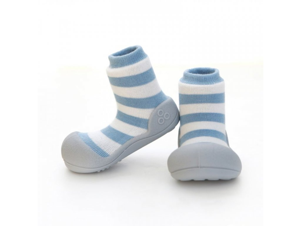 Attipas Natural Herb Blue - Barefoot boty U Běželů 1199eaf577
