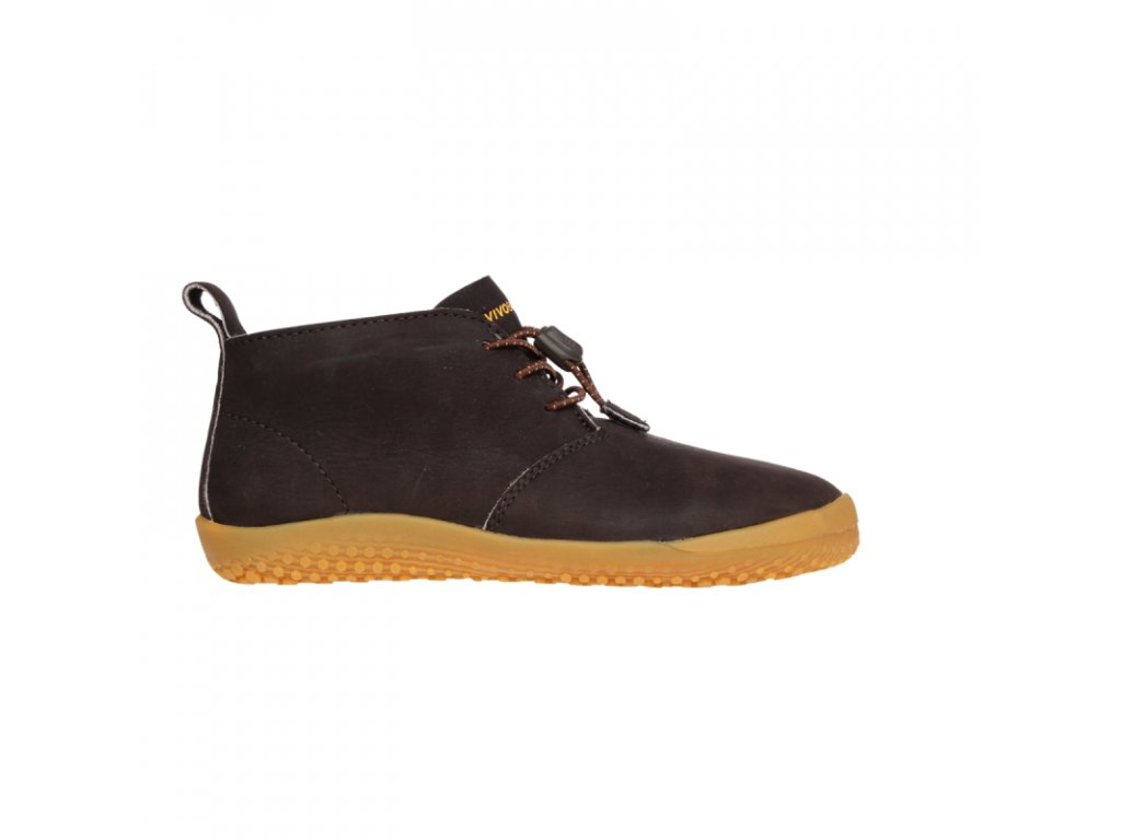 Vivobarefoot GOBI K Leather Brown