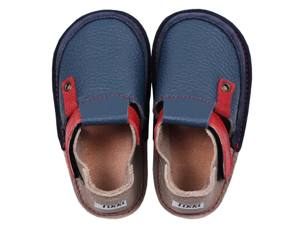 barefoot kids shoes deep blue 333 4