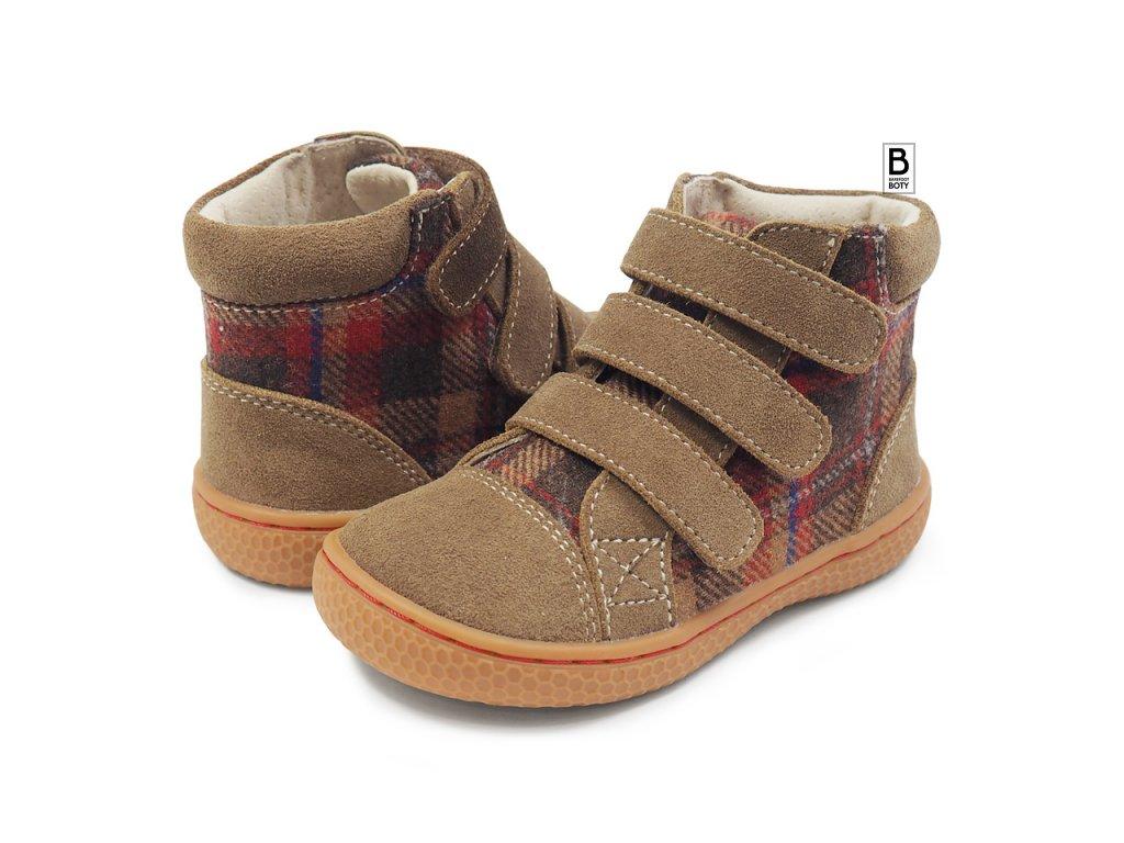 Protetika Glen fuxia - Barefoot boty U Běželů a086ab3b5c