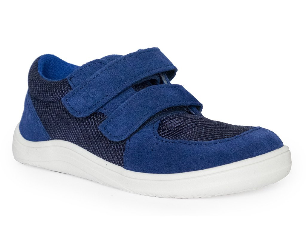 Baby bare febo sneakers navy 01