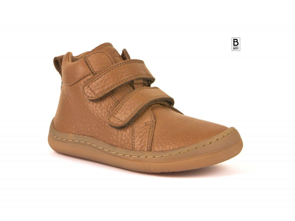 froddo barefoot kotnikove cognac 5