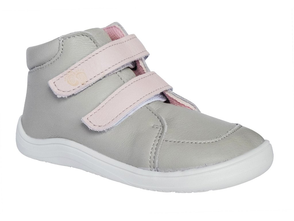 BabyBare febo fall Grey Pink