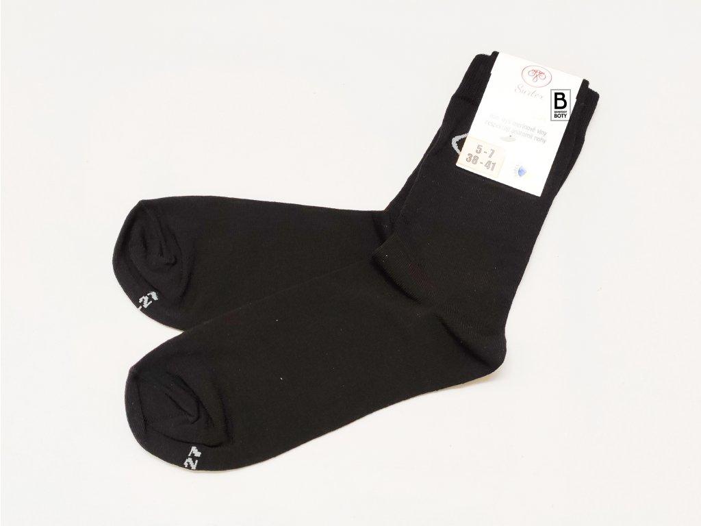 Ponožky Surtex 95% merino pro dospělé společenské