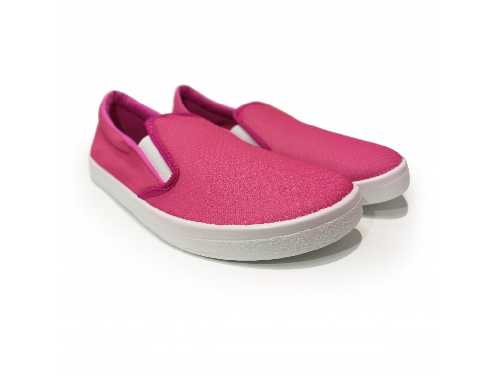 ABM03 anatomic all in slip on ruzove